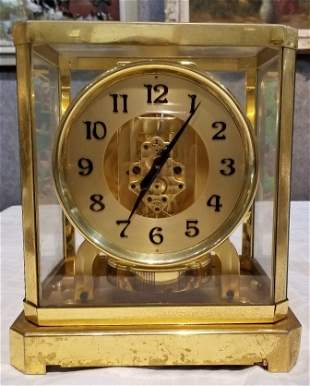 Atmos clock, early production number 9613