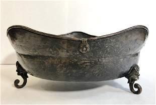 16th/17th century Japanese bronze bowl