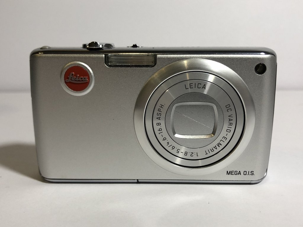 Three modern Leica cameras and chargers - 2