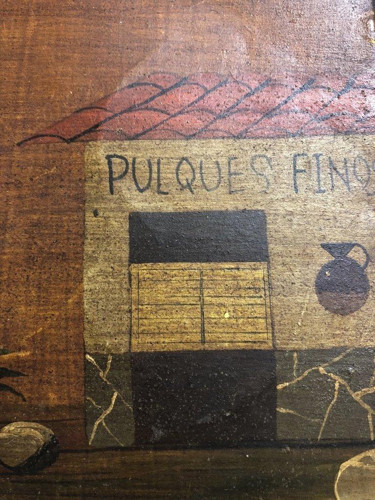 Mexican retablo - 5