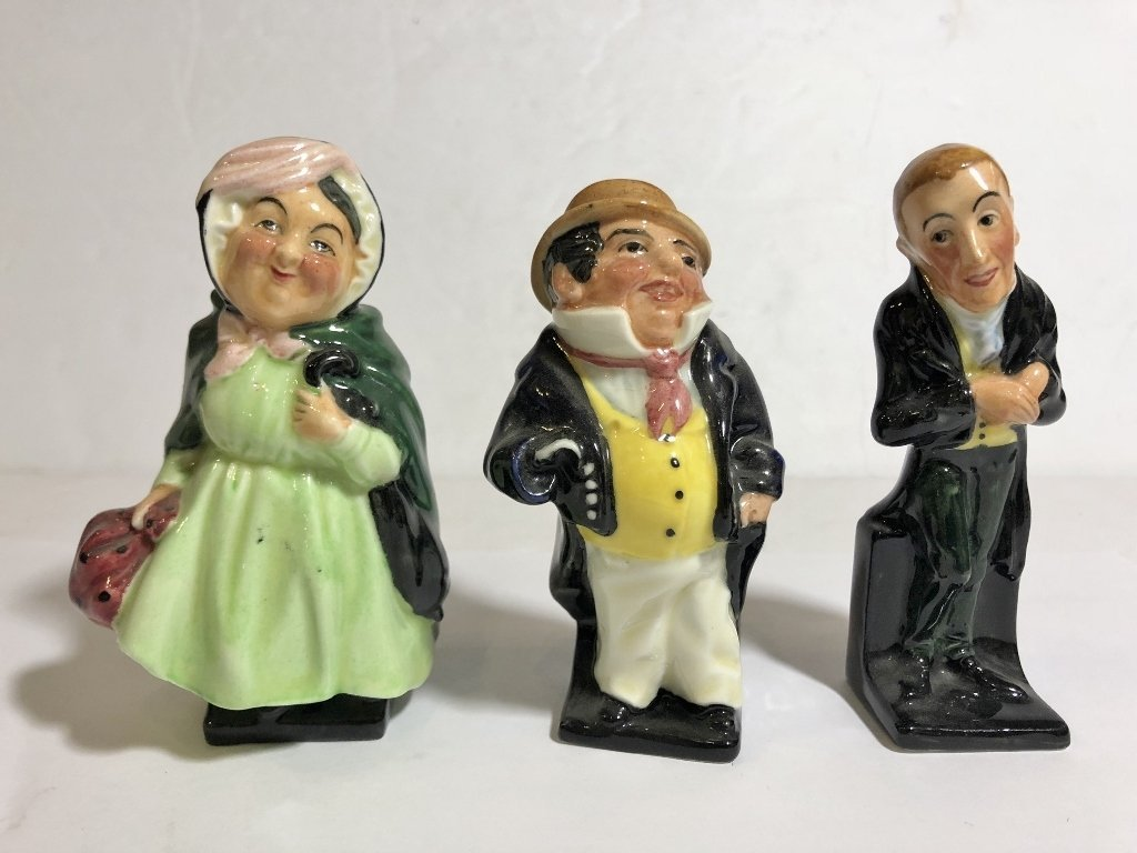 Eleven Royal Doulton figures - 3