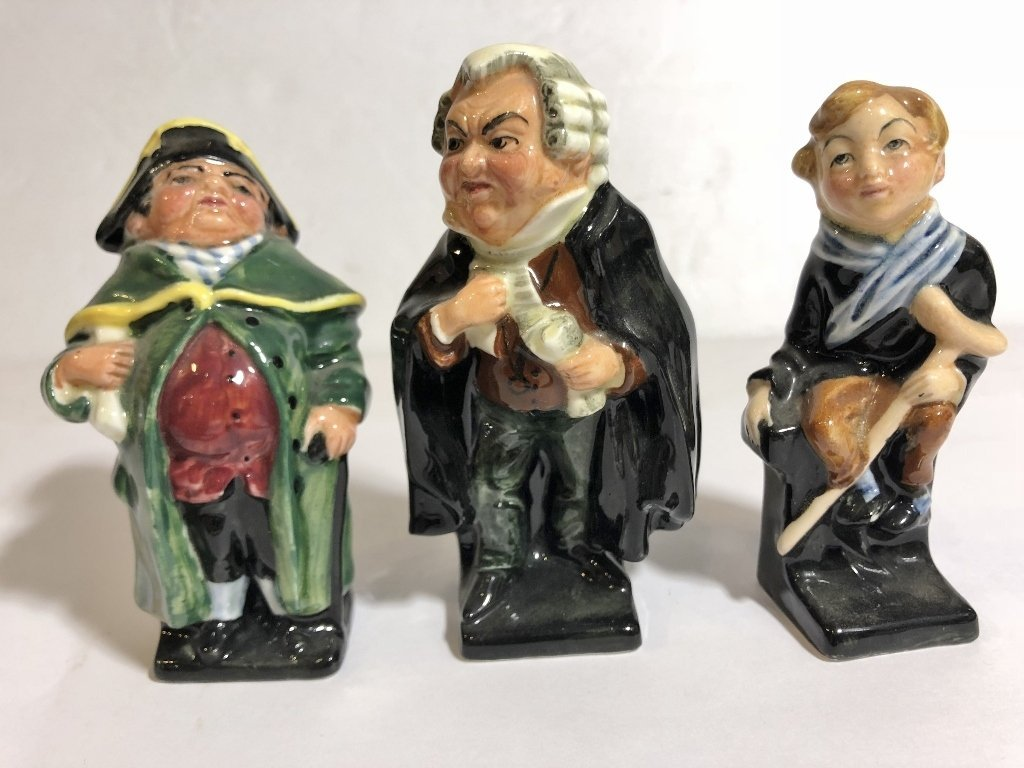 Eleven Royal Doulton figures - 5