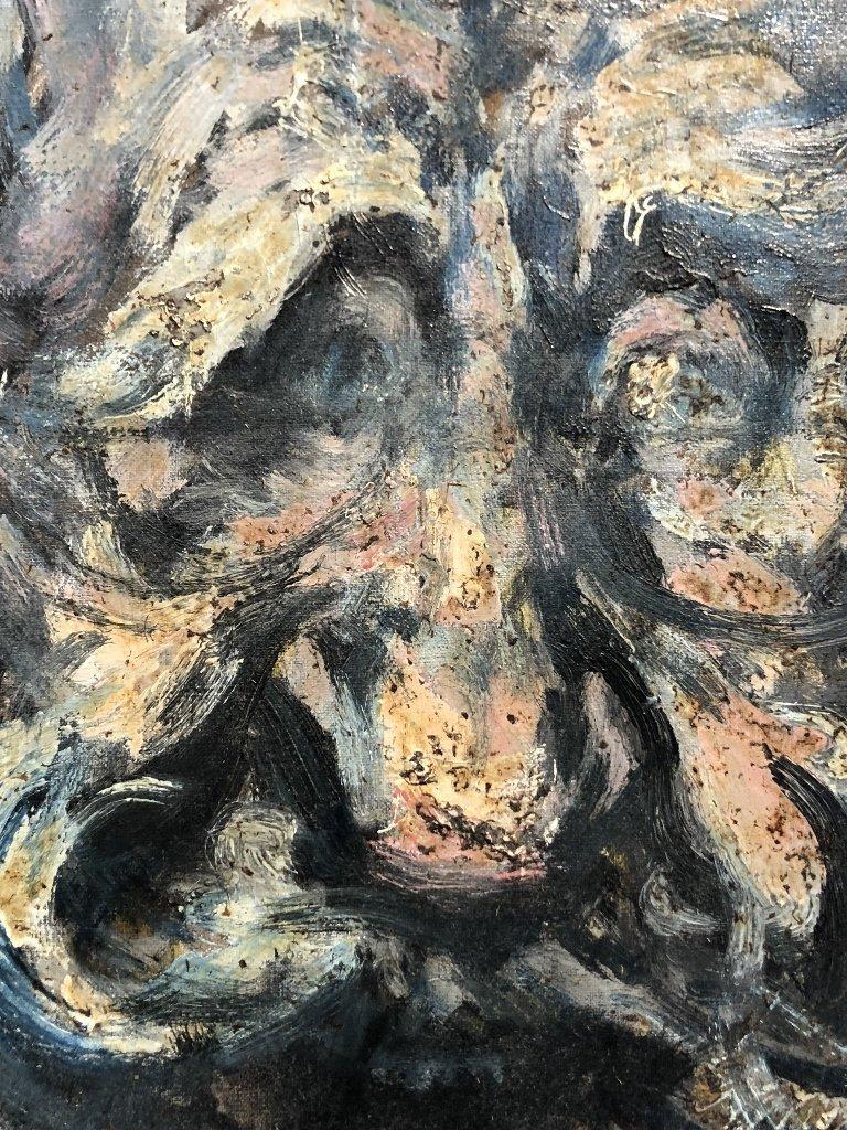 Painting of George Bernard Shaw by Feliks Topolski RA - 3