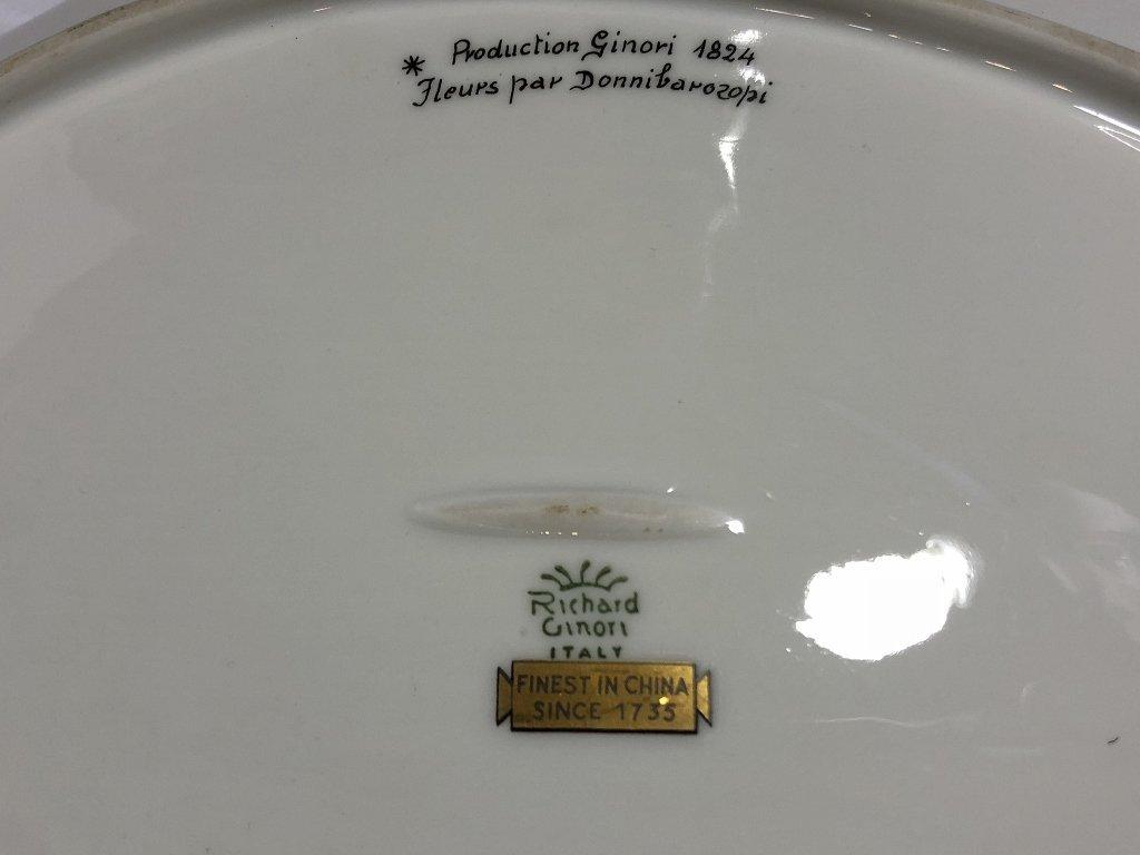 Decorative plates including clown plate - 6