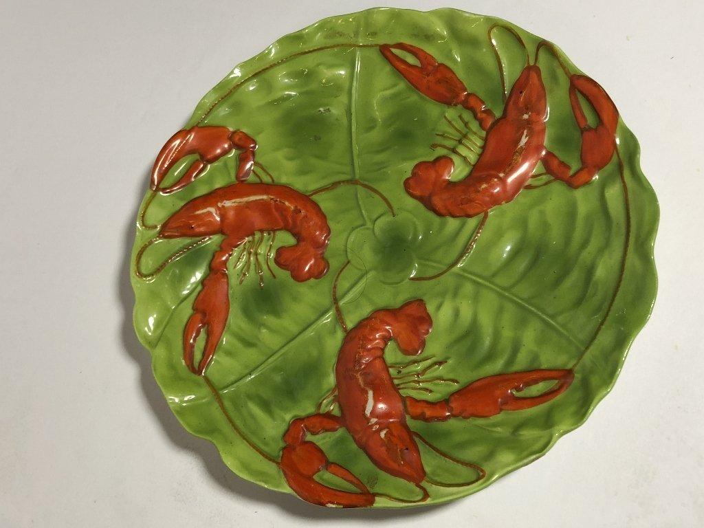 Decorative plates including clown plate - 8