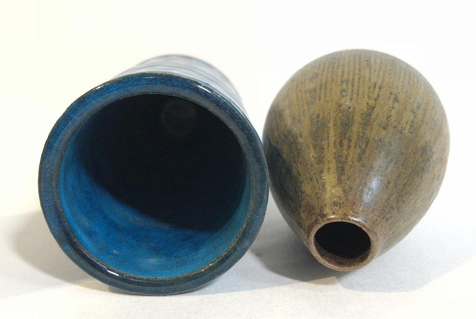 Five modern ceramic items - 5