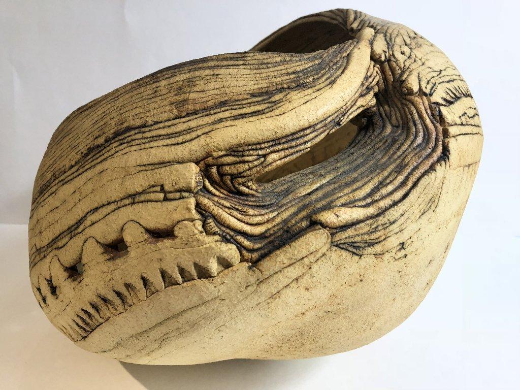Modern ceramic bowl by Susan Eisen - 5