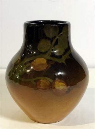 Rookwood standard glaze cabinet vase, c.1904