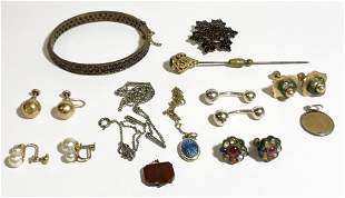 Miscellaneous jewelry items from Horowitz