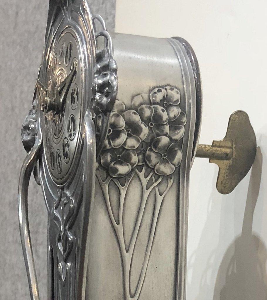 WMF clock, c.1905 - 10