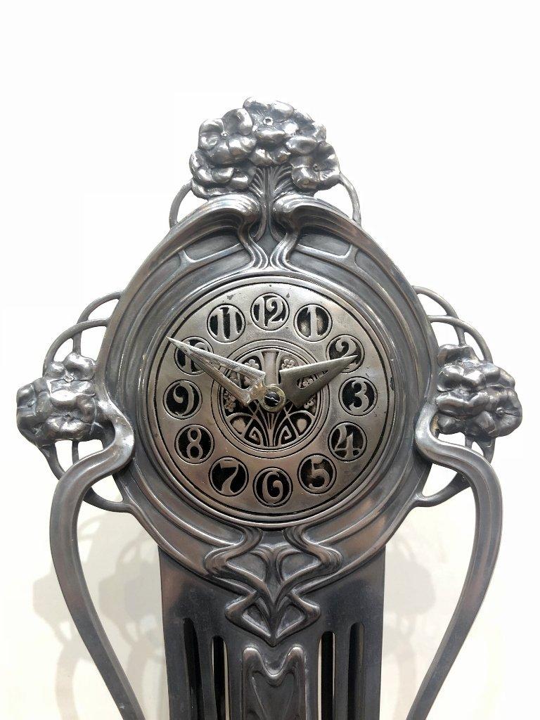 WMF clock, c.1905 - 2