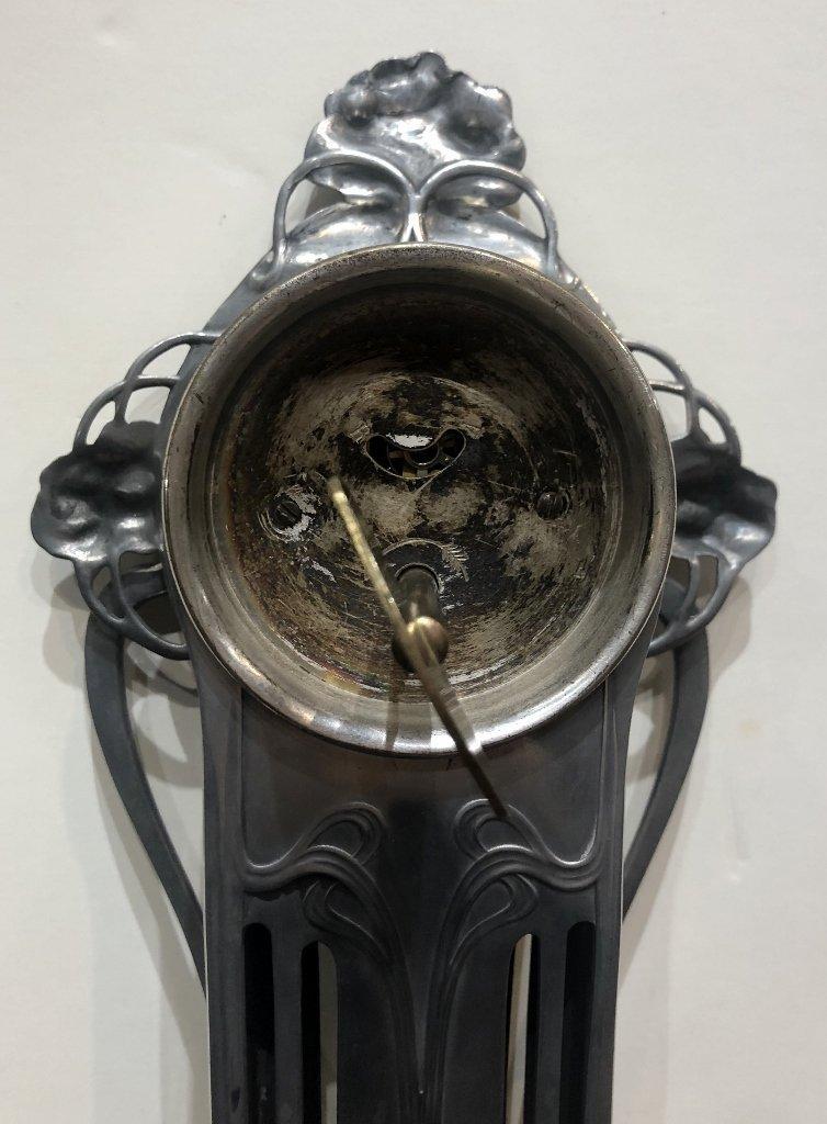WMF clock, c.1905 - 7