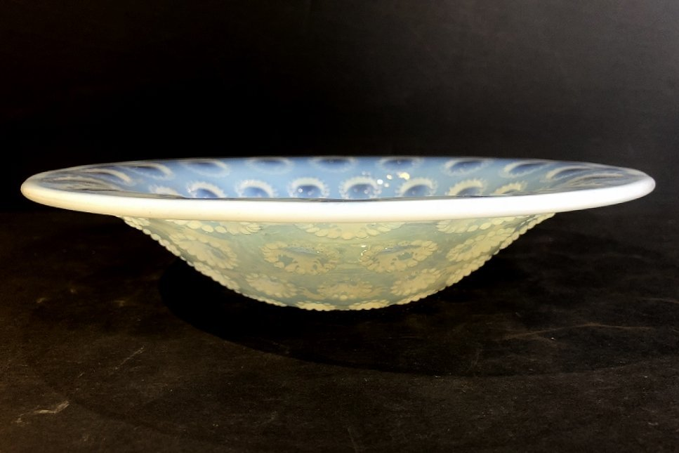 "R.Lalique bowl ""Asters"" bowl, circa 1930 - 2"