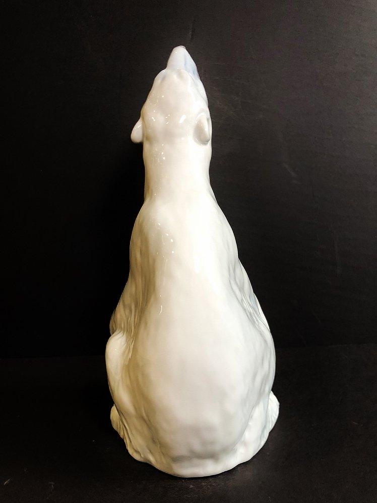 Royal Copenhagen polar bear figurine - 2
