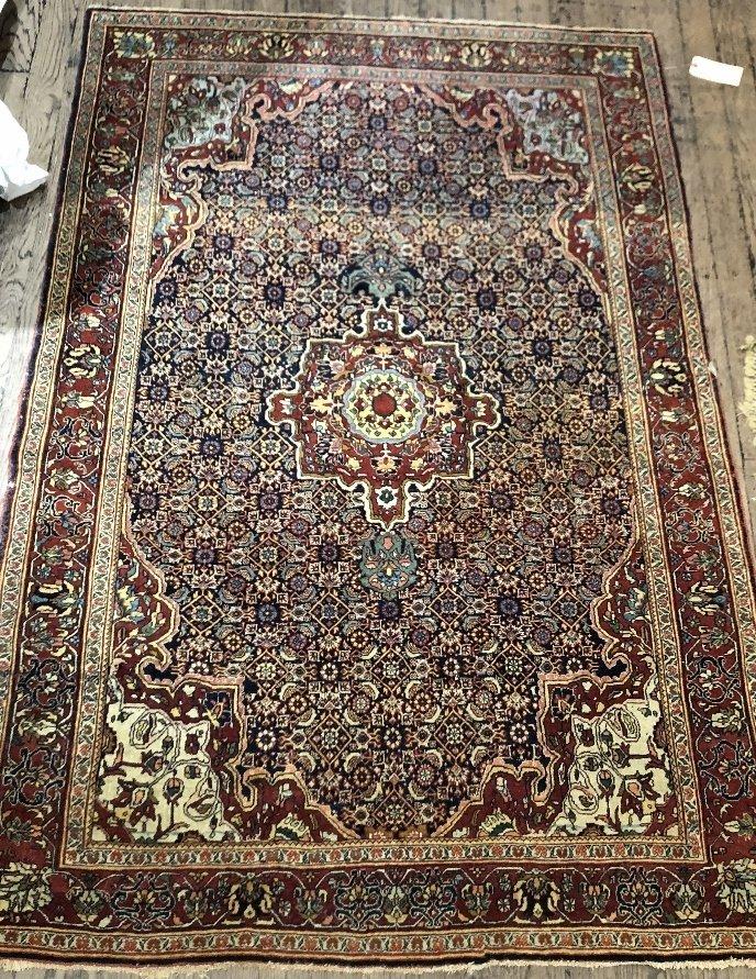 Antique Persian handmade carpet, c.1920