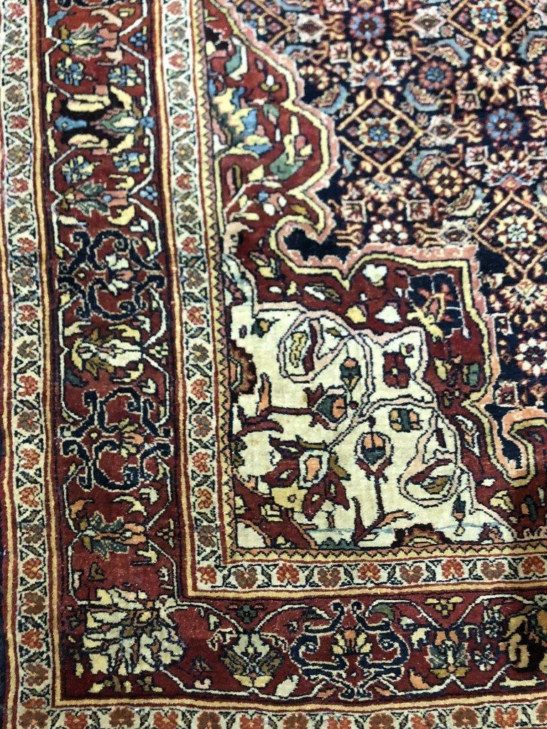 Antique Persian handmade carpet, c.1920 - 3