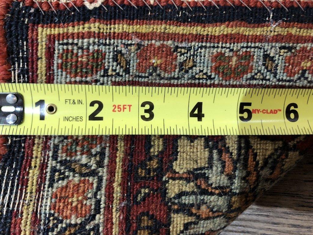 Antique Persian handmade carpet, c.1920 - 5