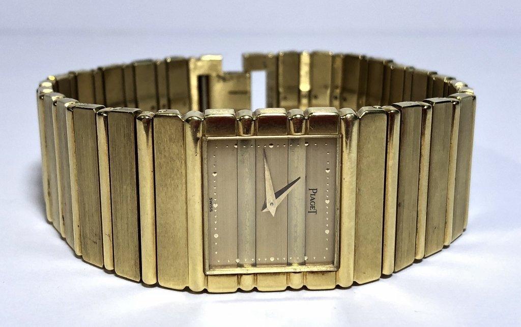 18k Piaget mans watch, 95 dwts - 2