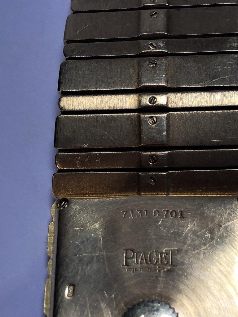 18k Piaget mans watch, 95 dwts - 8