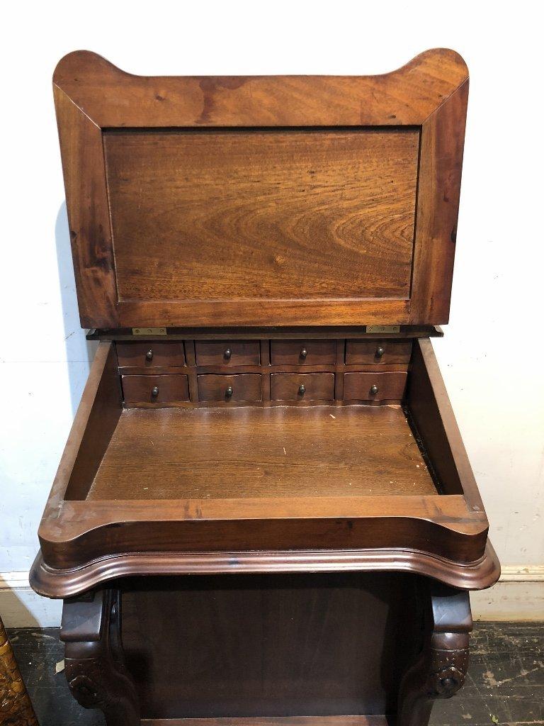 Mahogany Davenport desk, c.1930 - 3