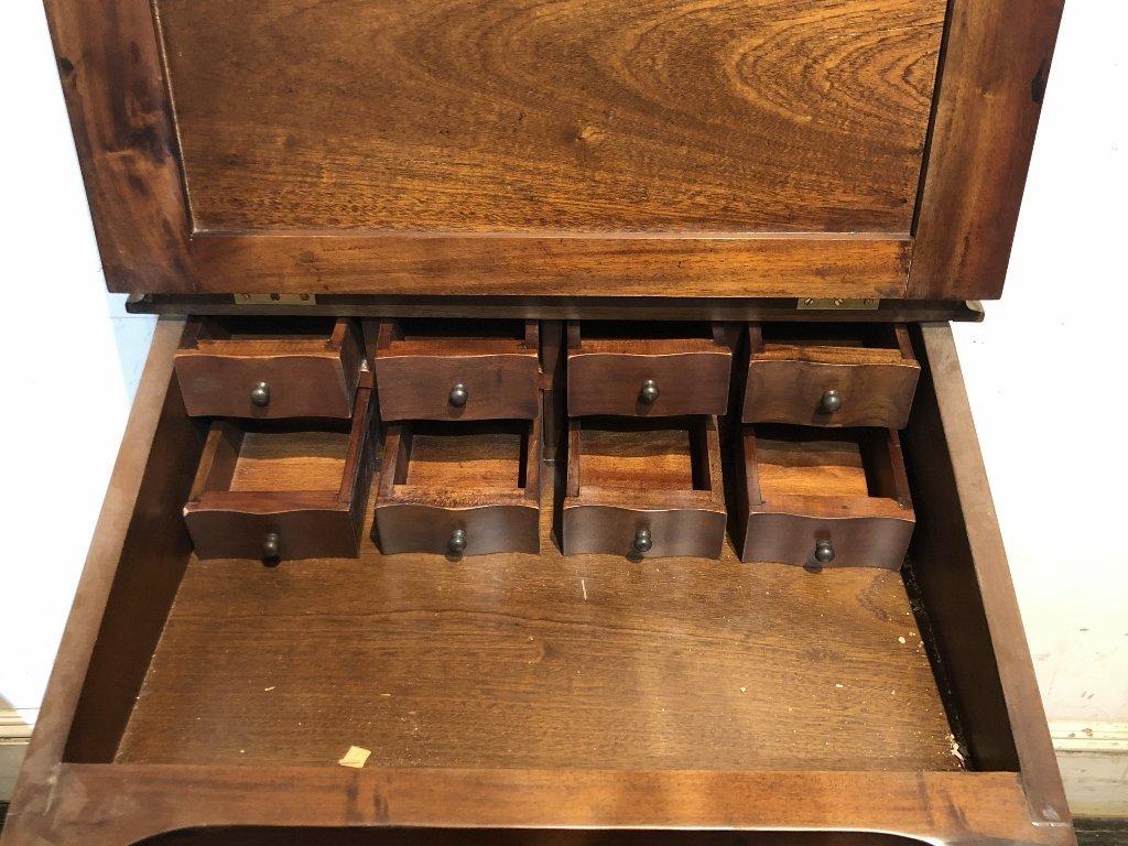 Mahogany Davenport desk, c.1930 - 4