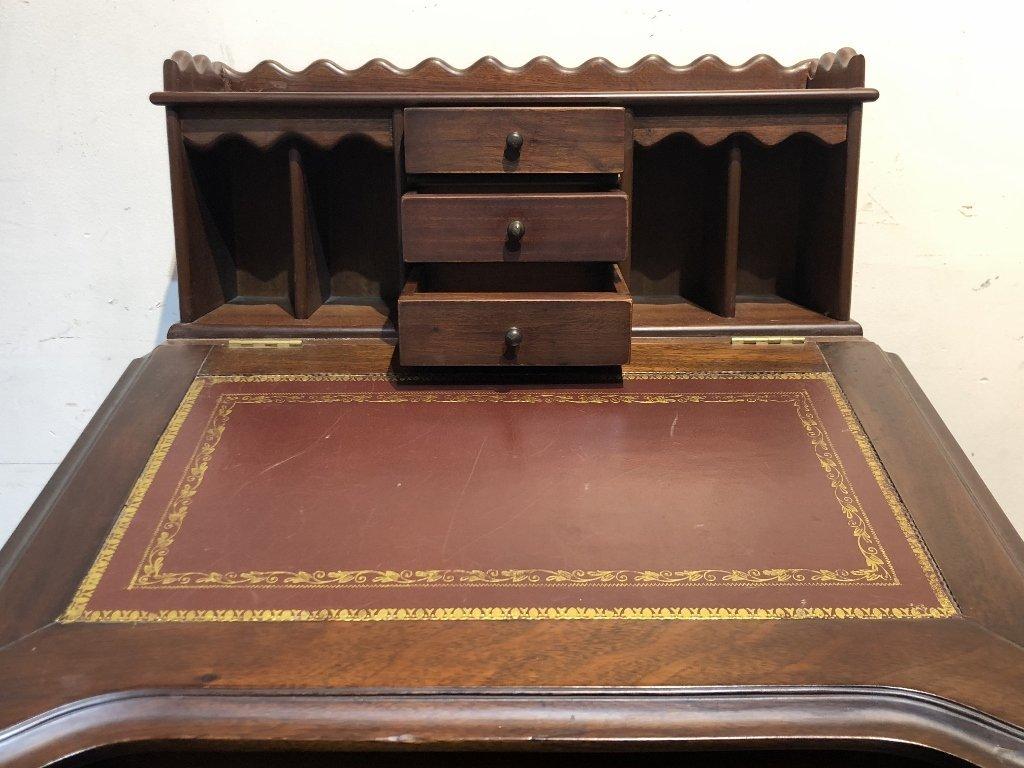 Mahogany Davenport desk, c.1930 - 5