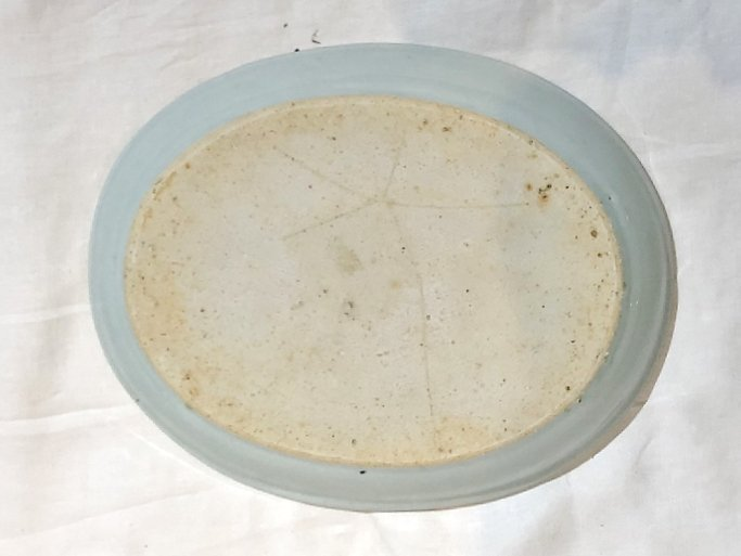 Chinese Canton plates, c.1900 - 3