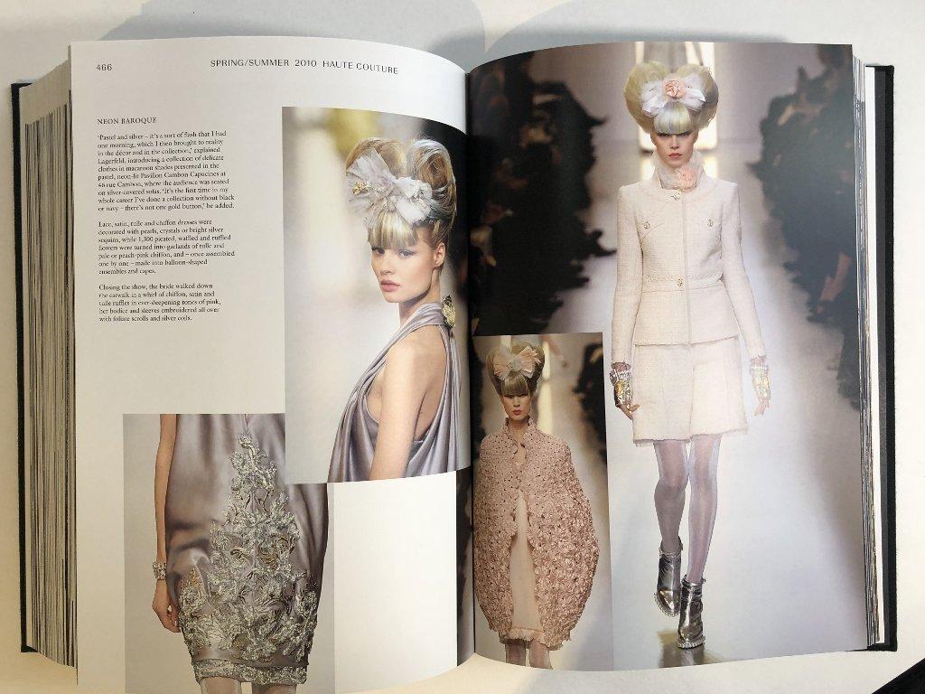 Chanel book: Langerfield - 10