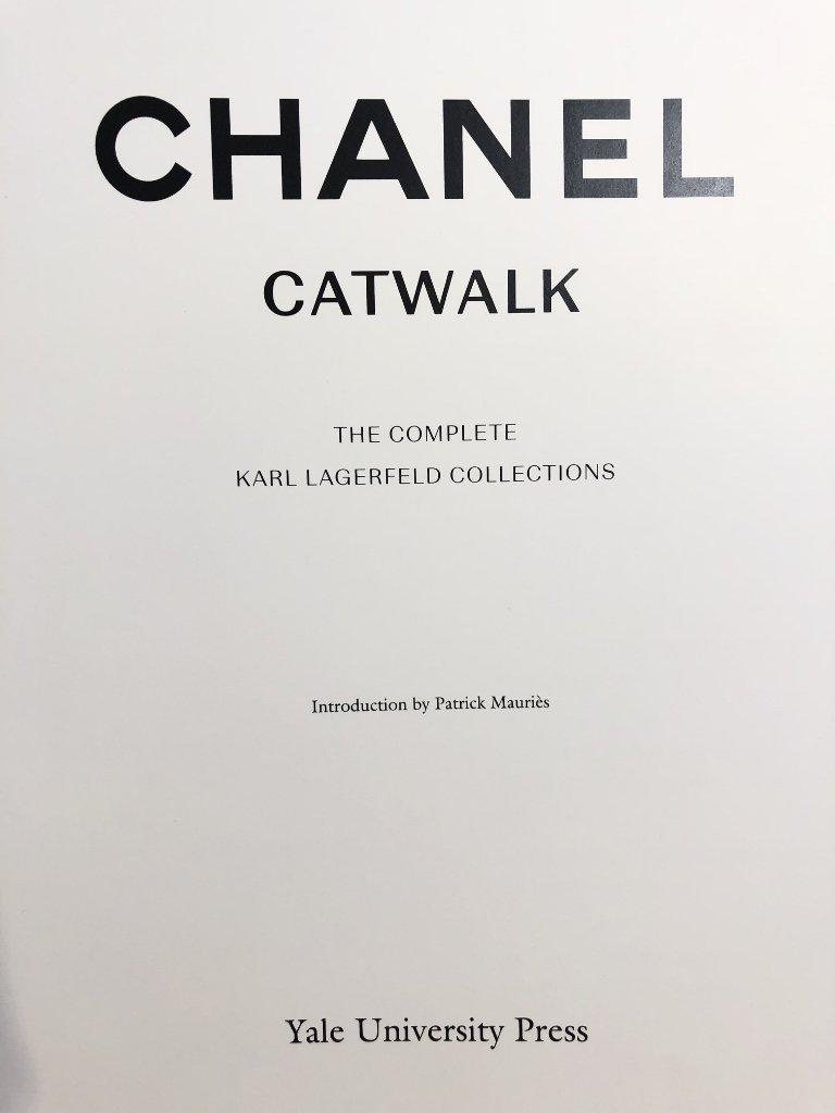 Chanel book: Langerfield - 2