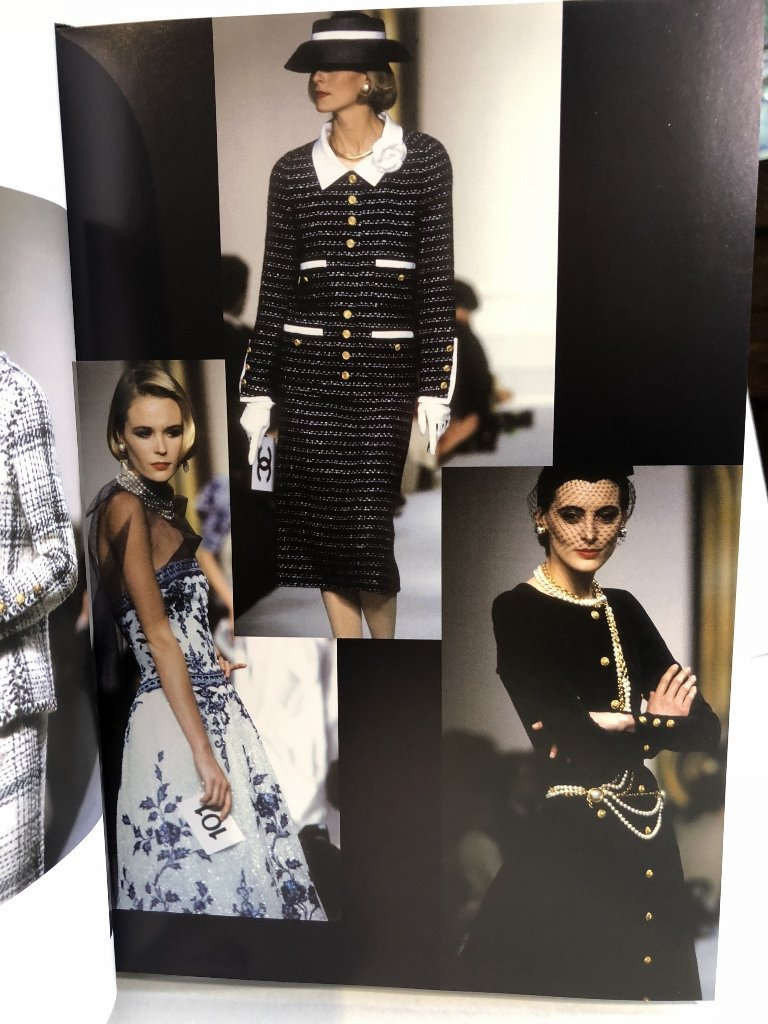 Chanel book: Langerfield - 3