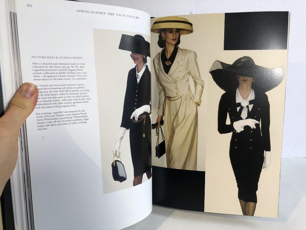 Chanel book: Langerfield - 4