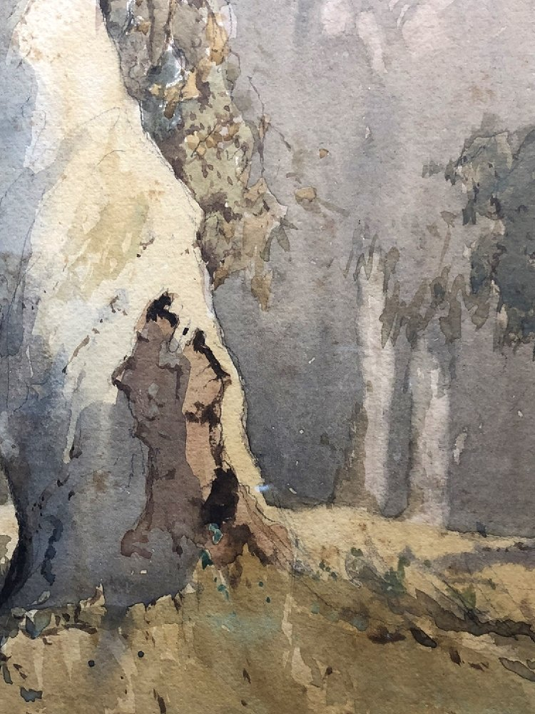 """Port Hacking"" by M.J.Macnally(Australian), 1932 - 6"
