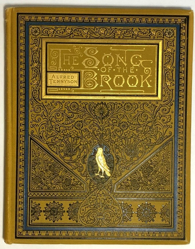 """""""Song of The Brook"""" by Tennyson"""