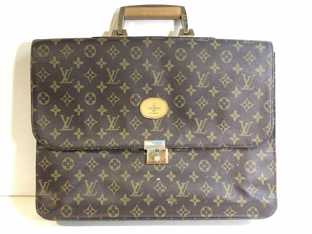 Louis Vuitton documents bag