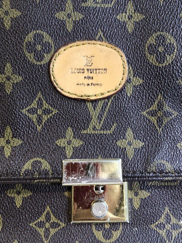 Louis Vuitton documents bag - 2