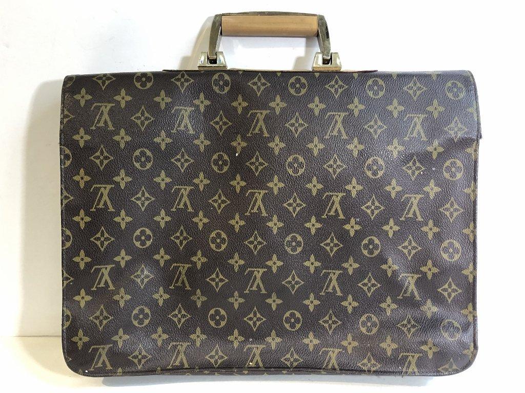 Louis Vuitton documents bag - 4
