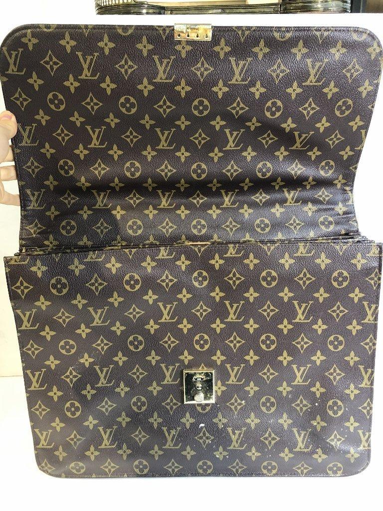 Louis Vuitton documents bag - 6
