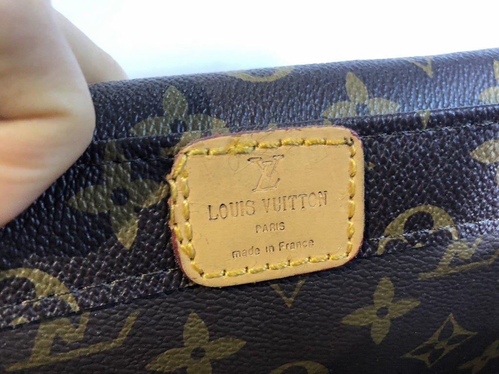 Louis Vuitton documents bag - 7