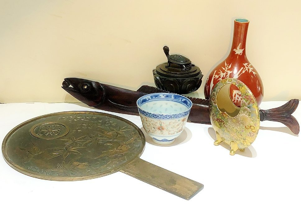 Miscellaneous Japanese items