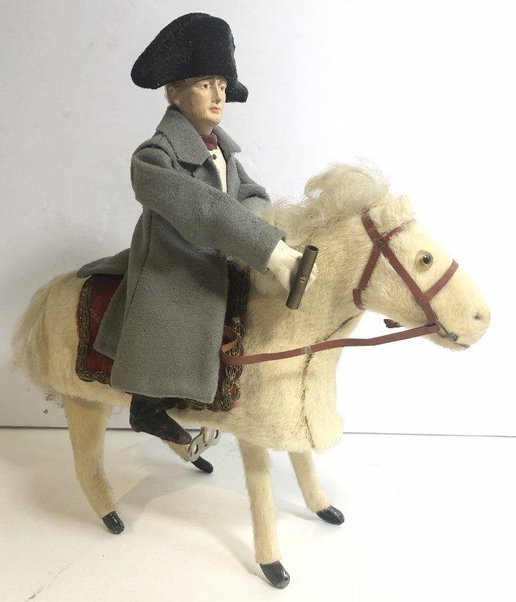 Wind up toy, Napoleon, c.1950