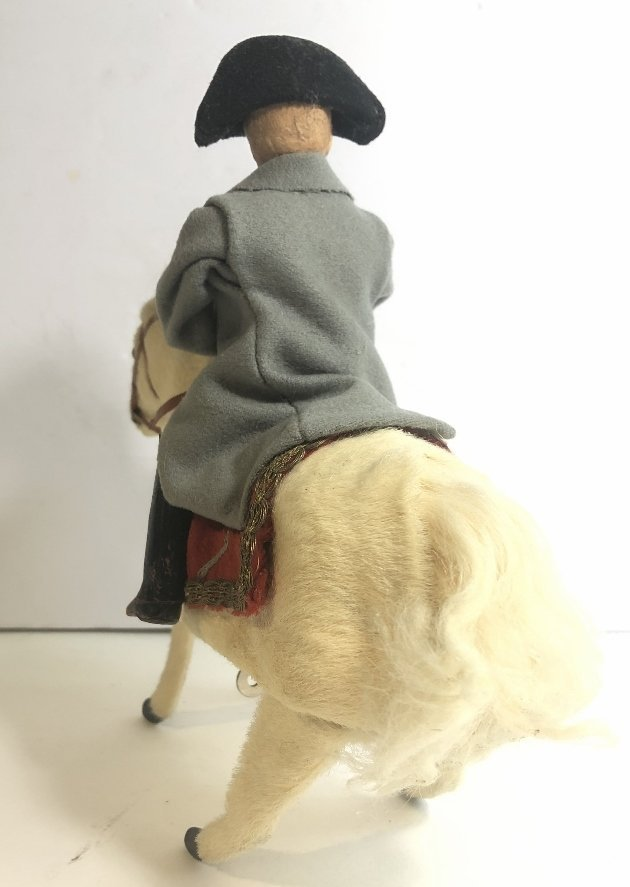 Wind up toy, Napoleon, c.1950 - 4
