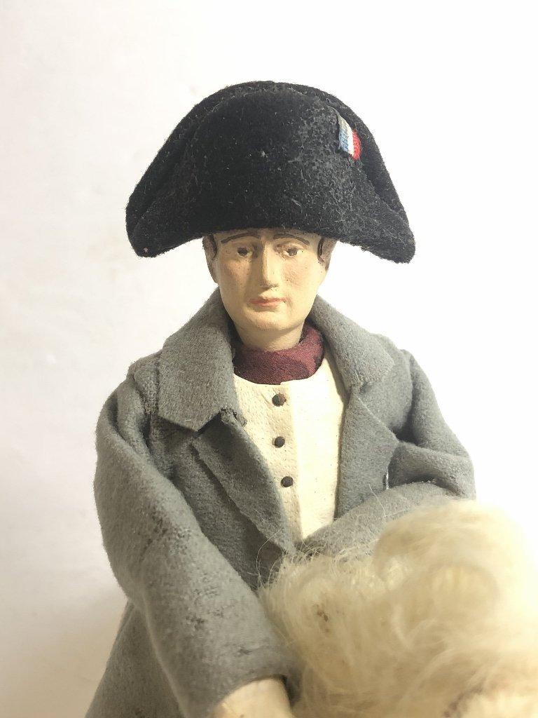 Wind up toy, Napoleon, c.1950 - 7