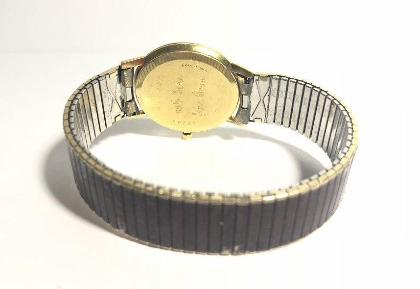 18k Universal Geneve automatic man's wristwatch,1969 - 3