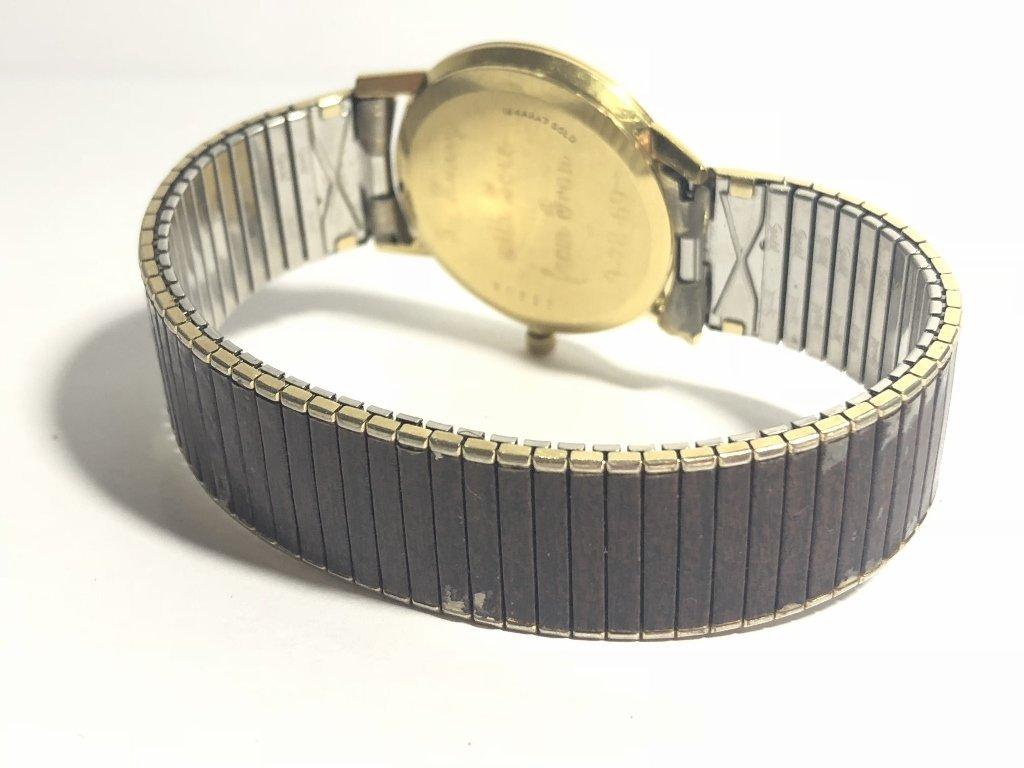 18k Universal Geneve automatic man's wristwatch,1969 - 5