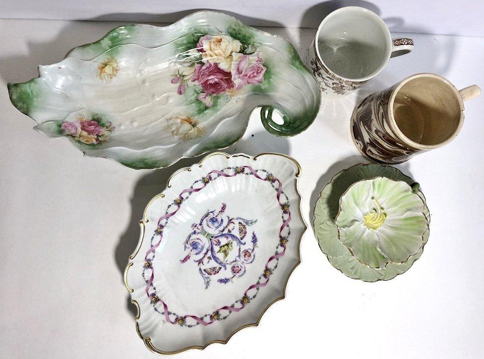 Misc European porcelain,c.1850-1920 - 2