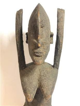 Tribal wood figureDogon