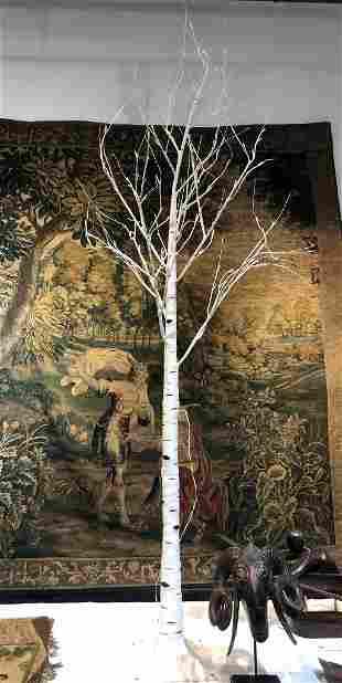 Birch tree light contemporary