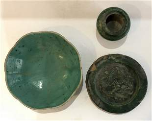 Miscellaneous Chinese ceramic items