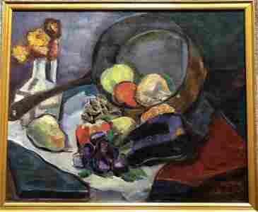 Still life painting by Walt Kuhn, circa 1930/40