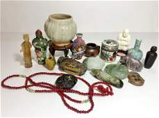 Miscellaneous Chinese items